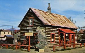 Canada - Yukon, Whitehorse. MacBride Museum