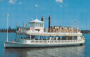 Paddlewheel Queen, WEST PALM BEACH, Florida, 40-60's
