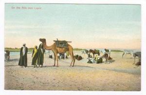 On the Nile near Luxor, Egypt, 00-10s