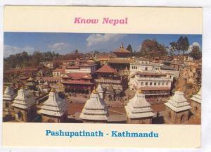 Bird's Eye View, Pashupatinath - Kathmandu, Know Nepal, 50-70s