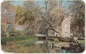 Wilmington , Delaware, The Hagley Museum, along Brandywine River, Postcard