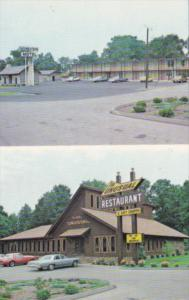 Tennessee River Basin Homestead Motel & The uNusual Restaurant