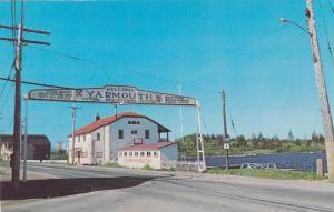 YARMOUTH , Nova Scotia , Canada , 1940-60s