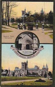 Toronto University, Toronto, Ontario, Canada, PU_00-10s