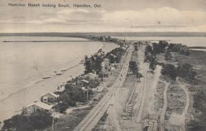 HAMILTON, Ontario, 1927 ; Hamilton Beach looking South