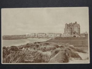 Northern Ireland PORTRUSH The Golf Hotel - Antrim c1929 by Valentine 92611