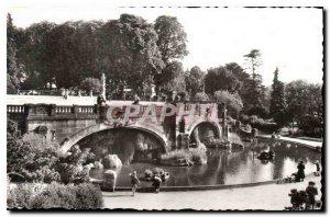 Old Postcard Metz Esplanade Fountain