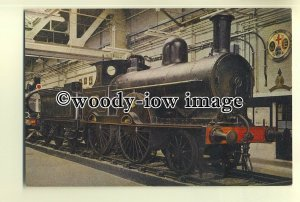 ry1019 - London & North Western Railway Engine no 790 Hardwicke - postcard