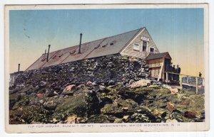Tip Top House, Summit Of Mt. Washington, White Mountains, N.H.
