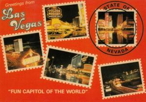 LAS VEGAS , Nevada , 60-80s ; Greetings