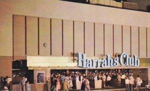 Harrahs Club Reno Nevada