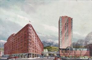 Colorado Denver The Brown Palace Hotel 1959