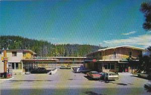 Canada Mount Robson Motel Jasper Alberta
