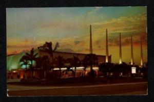 FL Bibletown Church BOCA RATON FLORIDA Postcard PC