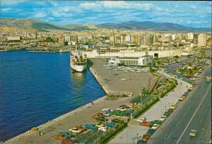 Piraeus Piraus Le Piree Central Harbour Haupthafen Port ship Greece