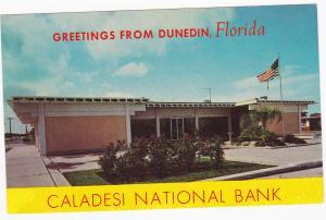 Caladesi National Bank, DUNEDIN, Florida, 1940-1960s