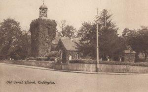 St Marys Church Teddington Middlesex Old Postcard
