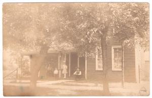 Post Card 1907  Iowa