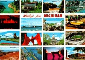 Michigan Greetings Multi View 1996