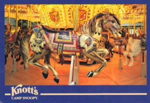 Americana Carousel , Knott's Camp Snoopy , Mall of America , BLOOMINGTON , mi...