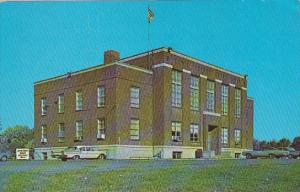 Tennessee Hohenwald Lewis County Court House