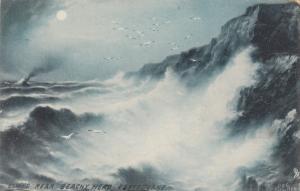 EASTBOURNE, England, United Kingdom; Cliffs Near Beachy Head, 1904, TUCK # 6323