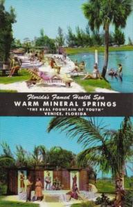 Warm Mineral Springs Health Spa Venice Florida