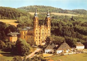 Wallfahrtskirche Vierzehnheiligen Basilika Basilique Panorama