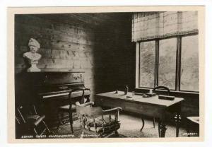 RP  Norge/Norway : Edvard Griegs Komponisthytte  Troldhaugen , 40-50s