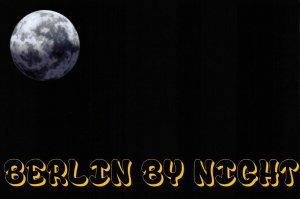 NEW Postcard, BERLIN Germany by Night, Humor, Novelty, Fun, Funny DL0