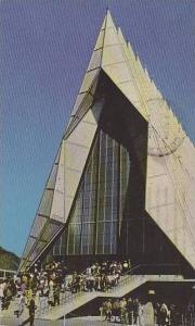 Colorado Colorado Springs 594 Cadet Chapel U S Air Force Academy