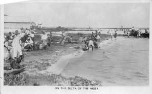 Lot120 on the delta of the niger nigeria  real photo