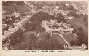 RP: LAMPETER , Wales , 1910-30s ; St David's College