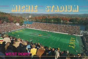New York West Point Michie Stadium Home Of Army Football Team United States M...