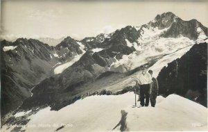 Postcard Switzerland Monte del Forno