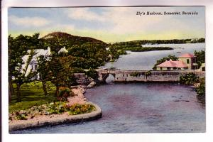 Ely's Harbour, Bridge, Somerset, Bermuda, Yankee Store