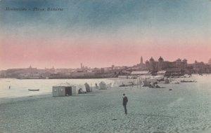MONTEVIDEO,  Uruguay, 1900-10s; Playa Ramirez