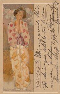 Art Nouveau of Opera IRIS by MATALONI , 1900-10s #4