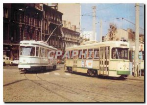 Postcard Modern Motor single kind CPC No. 507 and 521 Bellevue Square in Marc...