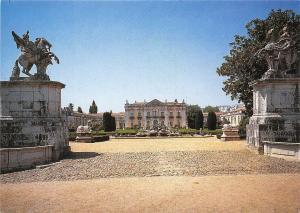 Portugal Palacio Nacional de Queluz Jardim Palace Statues