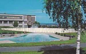 La cite universitaire , SHERBROOKE, Quebec , Canada , 50-60s