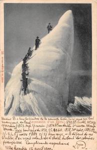 B95320 ascension d un serac mount climbing switzerland