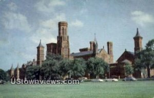 Smithsonian Institution, District Of Columbia