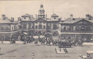 The Horse Guards, London, England, UK, 1900-1910s