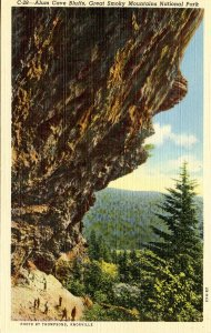 Great Smoky Mountains Nat'l Park - Alum Cave Bluffs