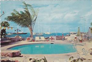 King's Alley swimming pool & Marina , CHRISTIANSTED , St Croix , 50-70s