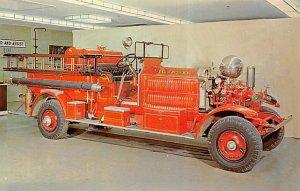 Ahrens, Fox Pumper Hudson, NY., USA New York Fire Department Unused