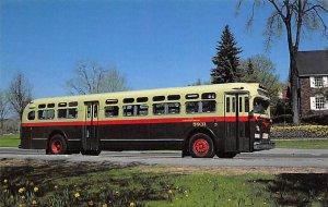 Ottawa transportation commission bus 5931 Bus Unused