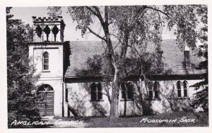 RP: MOOSOMIN , Saskatchewan , Canada , 1930s : Anglican Church