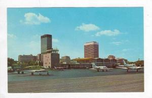Burke Lakefront Airport, Cleveland, Ohio, 50-60s